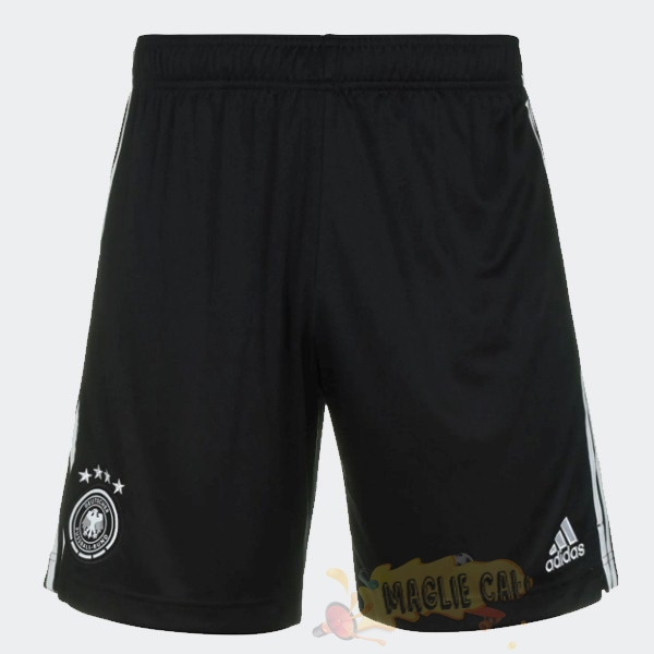 Accessori Maglie Calcio adidas Home Pantaloni Germania 2020 Nero