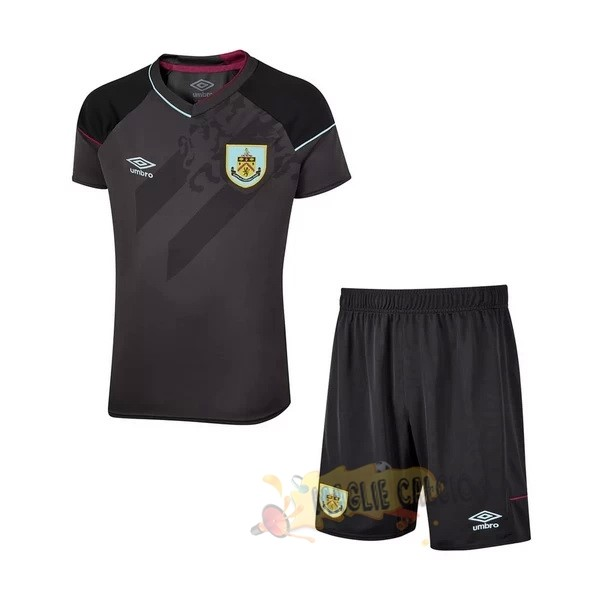 Accessori Maglie Calcio umbro Away Conjunto De Bambino Burnley 2020 2021 Marrone