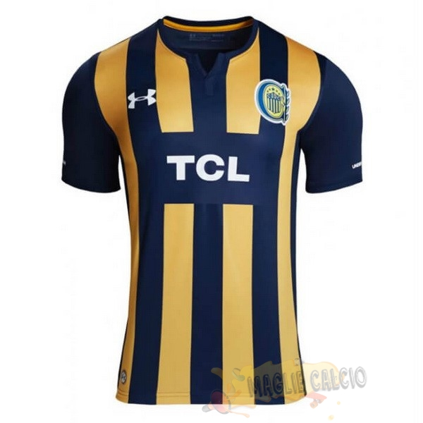 Accessori Maglie Calcio Under Armour Home Maglia CA Rosario Central 2019 2020 Blu Giallo