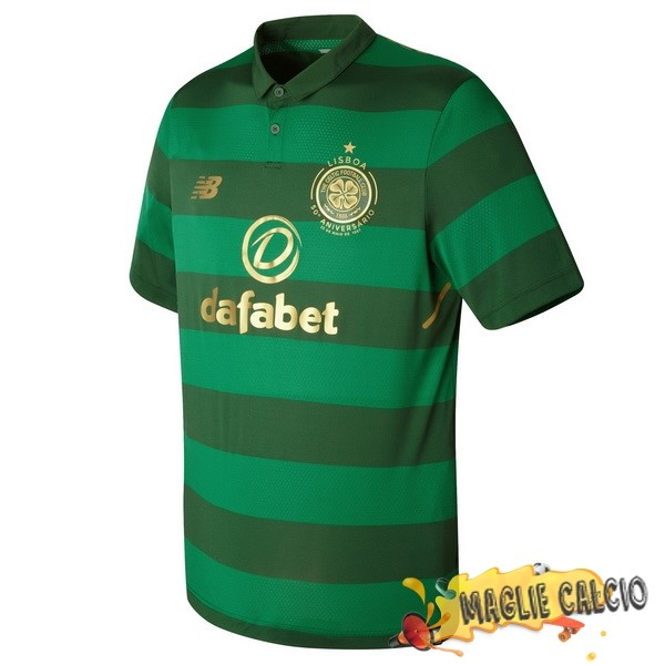 Accessori Maglie Calcio New Balance Away Maglia Celtic 17-18 Verde