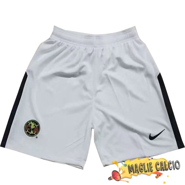 Accessori Maglie Calcio Nike Away Pantaloncini Club América 17-18 Bianco