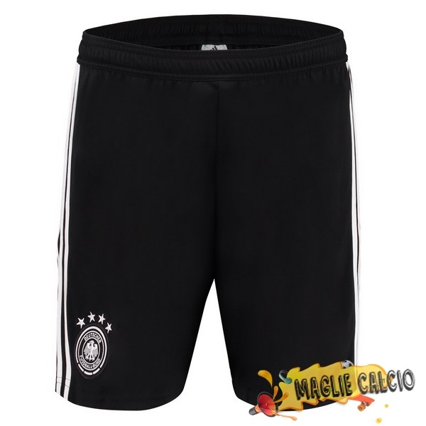 Accessori Maglie Calcio adidas Home Pantaloncini Germania 2018 Nero