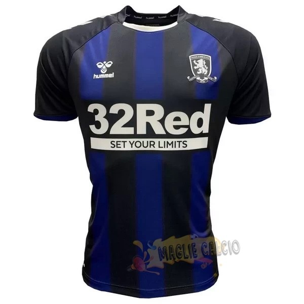 Accessori Maglie Calcio hummel Away Maglia Middlesbrough 2020 2021 Blu