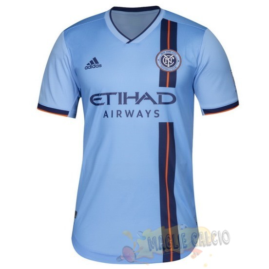 Accessori Maglie Calcio Adidas Home Maglia New York City 2019 2020 Blu