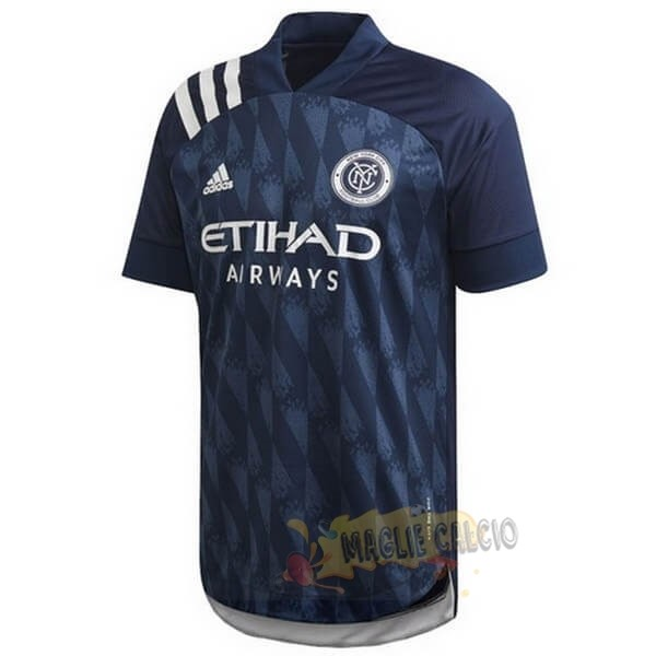 Accessori Maglie Calcio adidas Away Maglia New York City 2020 2021 Blu