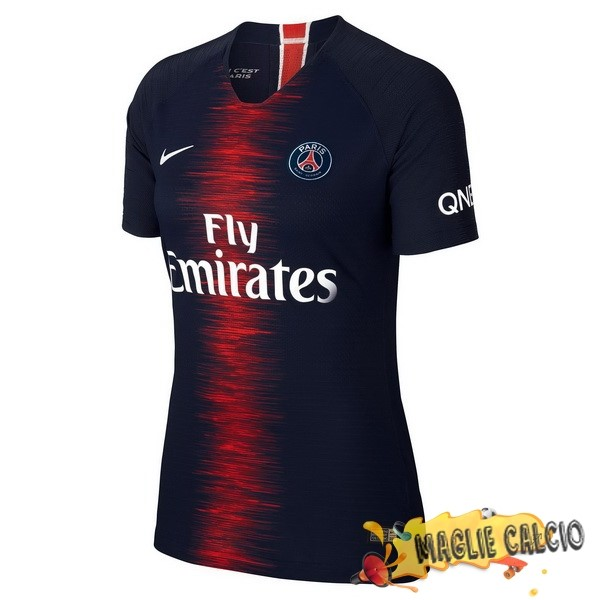 Accessori Maglie Calcio Nike Home Maglia Donna Paris Saint Germain 18-19 Blu