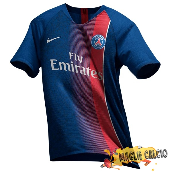 Accessori Maglie Calcio Nike Thailandia Home Maglia Paris Saint Germain 19-20 Blu