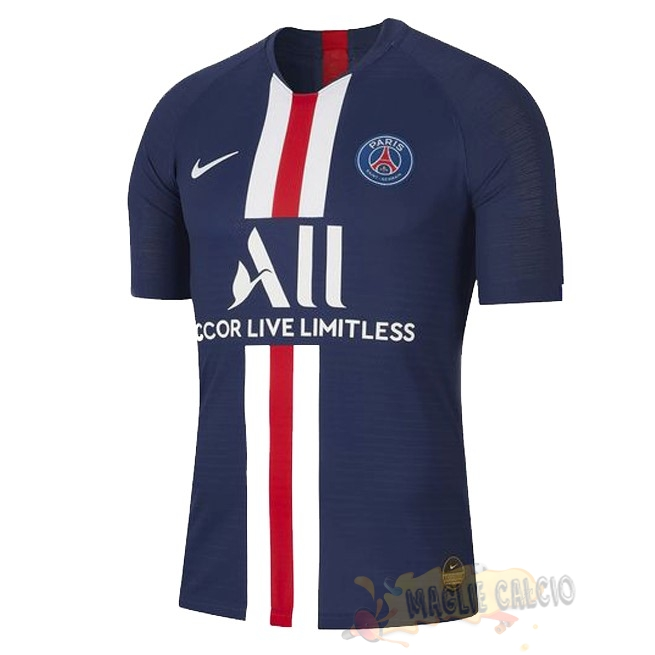 Accessori Maglie Calcio Nike Thailandia Home Maglia Paris Saint Germain 2019 2020 Blu